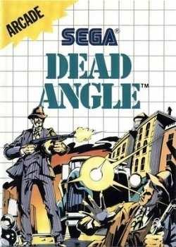 4974365634308 Sega Dead Angle FR Master System MS