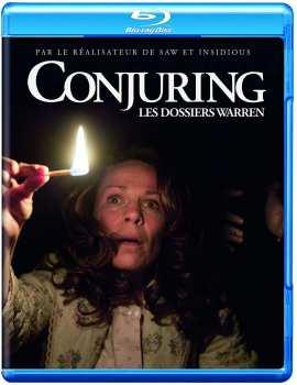 5051889377634 Conjuring Les Dossier FR BR