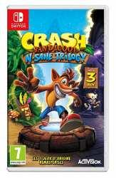 5030917236747 Crash Bandicoot Insane Trilogy FR NSwitch