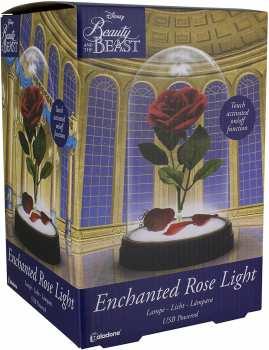 5055964717544 Lampe Disney Enchanted Rose Light