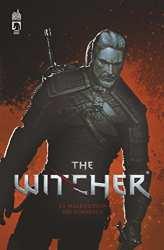 9791026810025 The Witcher La Malédiction des Corbeaux Tome 1 Comics