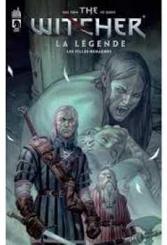 9791026810063 The Witcher La Legende Urban Comics