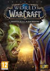 5030917235870 WOW World Of Warcraft Battle For Azeroth FR PC