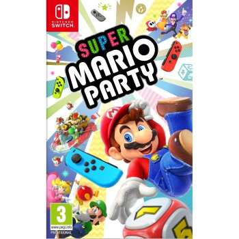 45496422950 Super mario party FR Switch