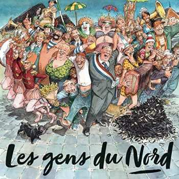 190758748726 Les Gens Du Nords CD