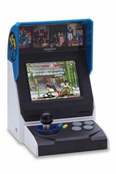 4964808400010 CONSOLE RETRO - NEO GEO MINI INTERNATIONAL - 40 GAMES