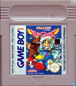 5510105129 Parodius Gameboy