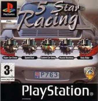 8717249591085 5 Star Racing Ps1
