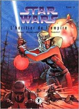 9782841640515 Star Wars l'héritier de l'empire t3