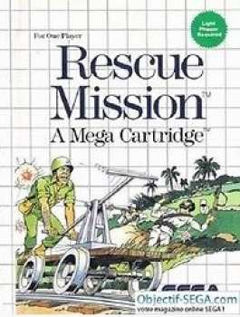 4974365633066 Rescue Mission A Mega Cartridge Master Systems