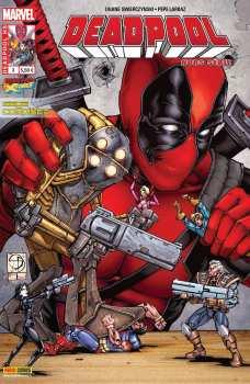 5510105155 Comics Deadpool Hors Série (3 Tomes)