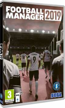 5055277034123 FOOTBALL MANAGER 2019 FR PC