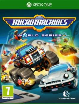 4020628818111 Micromachines World Series Xbox One