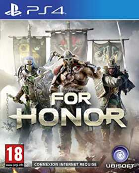 3307215914892 For Honor FR PS4