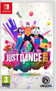 3307216081227 Just Dance 2019 FR Switch
