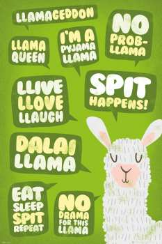 5028486409921 Lama Pack Posters Quotes 61 X 91 Cm (5)
