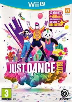 3307216080565 Just Dance 2019 Wii U