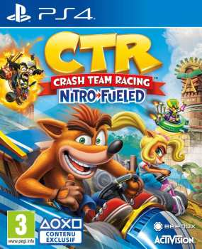 5030917269738 CTR Crash Team Racing Fuel FR PS4