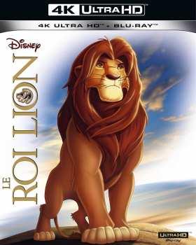 8717418541705 Le Roi Lion 4K Ultra HD BR (2018)