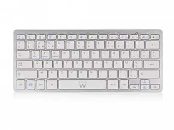 8054392611865 Clavier Ultra Slim Bluetooth Keyboard Azerty Belgium