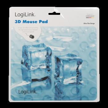 4052792043945 Tapis De Souring Logi Link 3D Ice Cubes