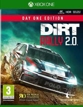 4020628754594 Dirt Rally 2.0 Day One Edition FR Xbox One