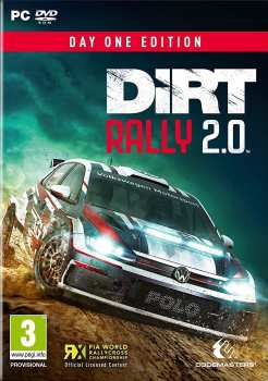4020628754617 Dirt Rally 2.0 Day One Edition FR PC