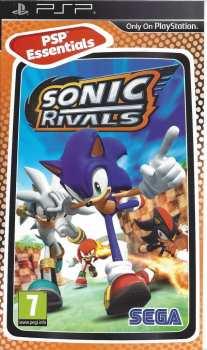 5055277008179 Sonic Rivals psp