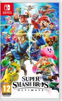 45496422868 Super Smash Bros Ultimate FR Switch