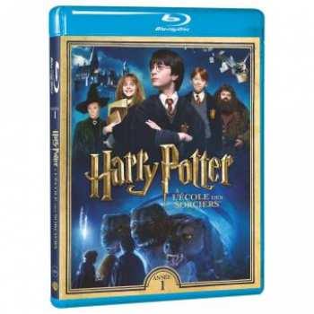 5051889009467 Harry Potter A L'ecole Des Sorciers Bluray