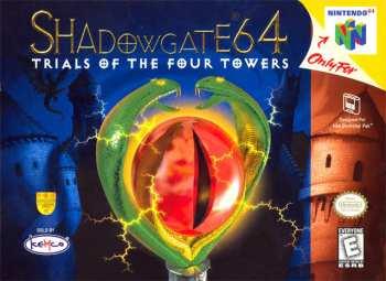 5510105291 Shadowgate 64 FR N64