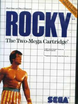 5510105296 Rocky Mega Cartridge Master System