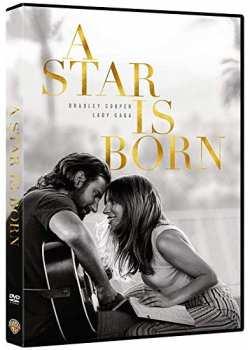 5051889644521  Star Is Born Avec Lady Gaga Et Bradley Cooper (2018) Dvd