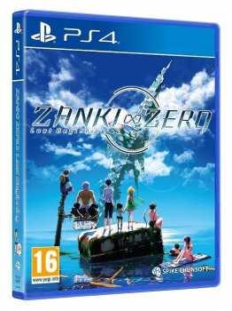 4020628748975 Zanki Zero - The Last Beginning FR PS4