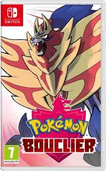 45496424831 Pokemon Bouclier FR Switch