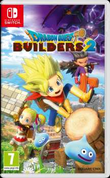 45496422707 Dragon Quest Builders 2 FR Switch