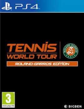 3499550374810 Tennis World Tour Roland Garros FR PS4