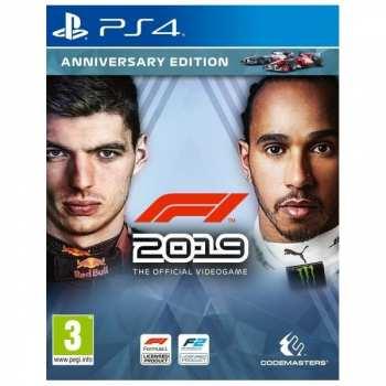 4020628747282 F1 2019 Anniversary Edition FR PS4
