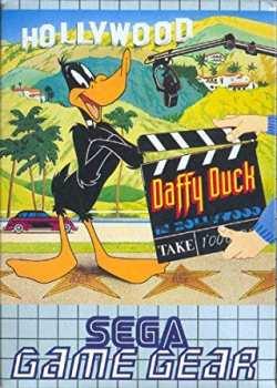 5510105478 daffy duck in hollywood FR GAme gear