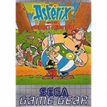 5510105491 sterix And The Secret Mission Sega Game Gear