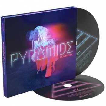 190759445020 Matt Pokora - Pyramide Edition Collector CD DVD