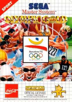 5013442552476 Olympic Gold Sega Master System