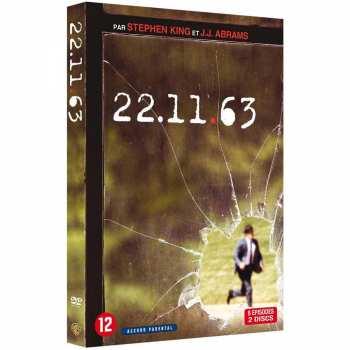 5051889605720 22.11.63 (2016) FR DVD