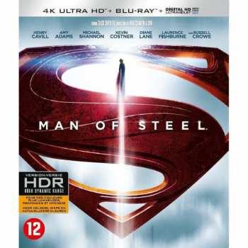5051889580232 Man of steel 4K FR BR