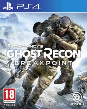 3307216136521 Ghost Recon Breakpoint FR PS4