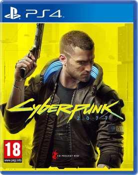 3391892005998 Cyberpunk 2077 FR PS4