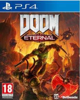 5055856422679 Doom Eternal FR PS4