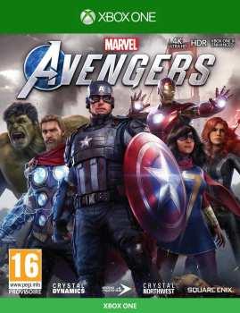5021290085107 Marvel's Avengers FR Xbox One