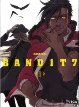 9782379500541 Bandit 7 Tome 1 Vega
