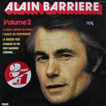 5510105739 lain Barrière Volume 2 LP
